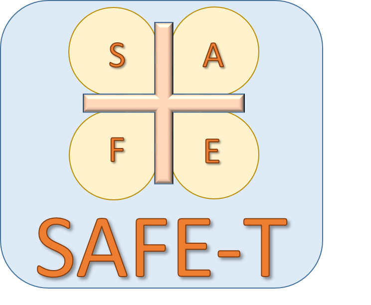 SAFET logo letters only