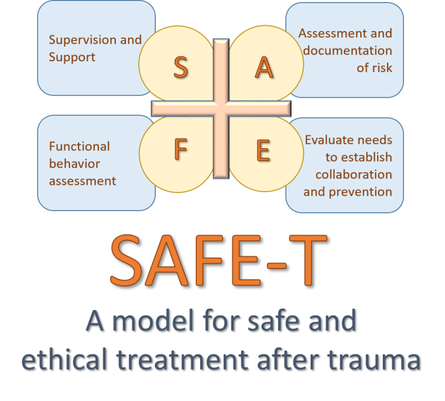 SAFET logo with description